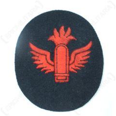 Kriegsmarine Anti-Aircraft Artillery Specialist Trade Badge - Imperfect Thumbnail