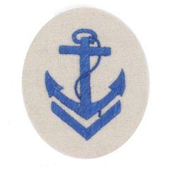 Kriegsmarine Boatswain Senior NCO Trade Badge Thumbnail