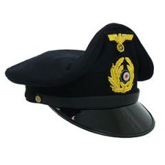 Kriegsmarine NCO Visor Cap Thumbnail