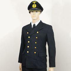WW2 German Kriegsmarine Officer Wool Tunic Thumbnail