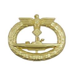 Kriegsmarine U Boat Badge Thumbnail