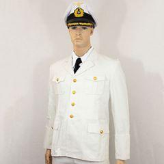 WW2 German Kriegsmarine Officer White Tunic Thumbnail