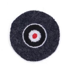 Luftwaffe Blue Embroidered Cap Cockade Thumbnail