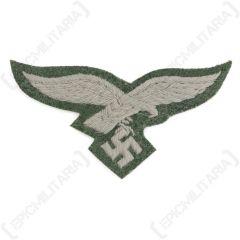 Luftwaffe Eagle - field grey backing