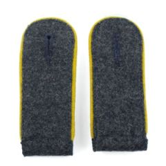 Luftwaffe EM Shoulder Boards (Yellow piped) - Imperfect Thumbnail