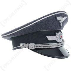 Luftwaffe Officers Visor Cap Main