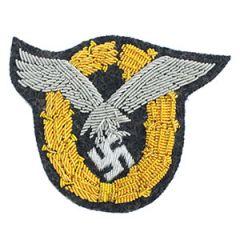 WW2 Luftwaffe Pilot Observer Badge Bullion Thumbnail