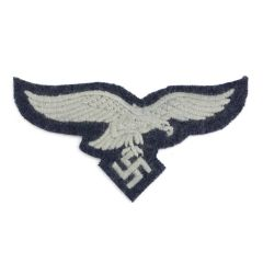Enlisted Mans Luftwaffe Tunic Eagle - Late War Version