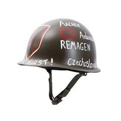US M1 Helmet with Liner - 1st Infantry Division Tribute Design Thumbnail