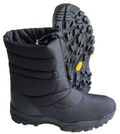 Black Waterproof Winter/Snow Boots