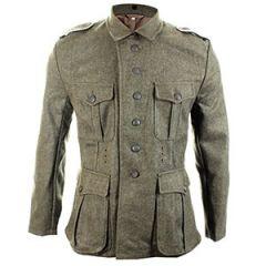 WW2 German M41 Field Grey Tunic Thumbnail