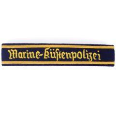 Marine-Kustenpolizei Cuff Title Thumbnail