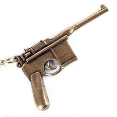 Mauser C96 Pistol Keyring Thumbnail