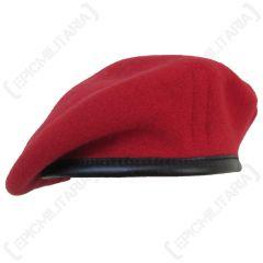 British Wool Beret - Royal Military Police (MP)