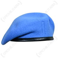 British Wool Beret - United Nations