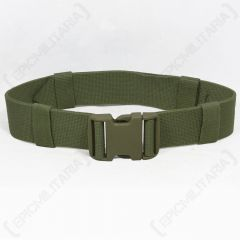Quick Release Army Belt - Olive