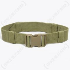 Quick Release Army Belt - Coyote