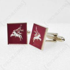 WW2 style British Pegasus Cufflinks 1