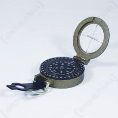 Antique Style Military Compass