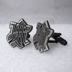 WW2 German LAH Cypher Cufflinks