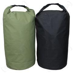 50 Litre Waterproof Drybag in Green or Black