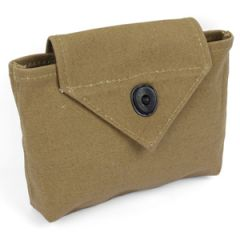Small US Airborne Riggers Pouch - Khaki
