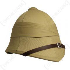 British Army Tropical Pith Helmet