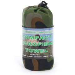 Microfiber Travel Towel - Small