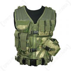 Miltacs FG USMC Tactical Vest