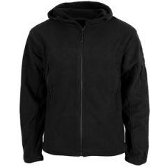 Mission Fleece Jacket - Black Thumbnail