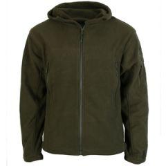 Mission Fleece Jacket - Olive Thumbnail