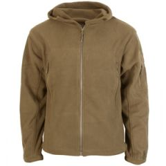 Mission Fleece Jacket - Tan Thumbnail