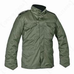 Olive green M65 Jacket
