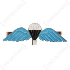 British Parachute Wings Large Tie Pin