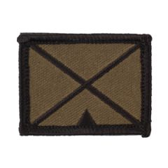 NATO Unit Symbol Patches - Mountain Infantry