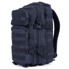 Navy Blue MOLLE Assault Pack - Regular Size