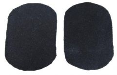 German Navy Blue Uniform Repair Patches