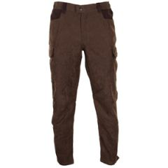 Normandie Tapered Hunting Trousers - Brown