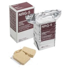 NRG Emergency Food Rations - Open