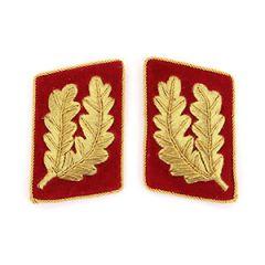 NSDAP Gauleiter Collar Tabs Pre 1939
