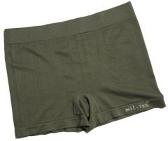 Olive Green Boxer Shorts