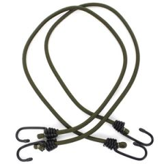 Olive Drab 90 cm Bungees - Pack of 2 Thumbnail