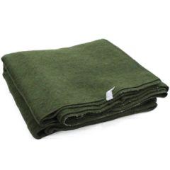 Olive Drab Blanket Thumbnail