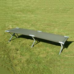 Olive Green US Field Bed