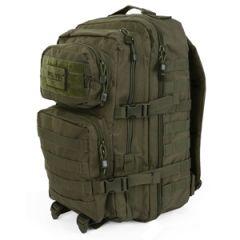 Olive MOLLE Assault Pack - Large size