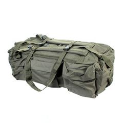 98 Litre Combat Duffle Bag - Olive Drab