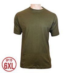US Style BDU T-Shirt - OLIVE GREEN