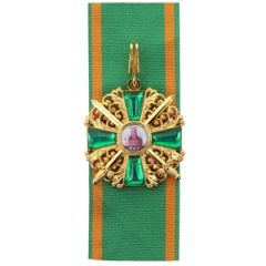 Order of the Zahringer Lion - Commander (2nd Class) Thumbnail