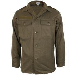 Original Austrian Olive Drab Field Shirt Thumbnail