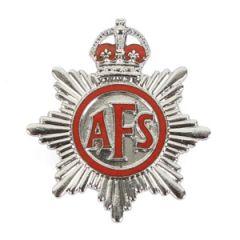 Original Auxiliary Fire Service Lapel Badge Thumbnail